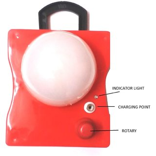 Rechargeable Emergency Light with Charger