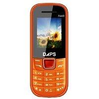 DAPS 7440 (1.8 screen ,1000 mAh Battery, Bluetooth, WAP, FM Radio, BIS Certified)