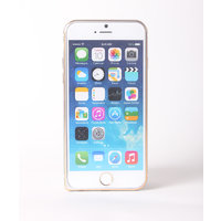 Callmate Metal Bumper For IPhone 6 4.7 Inch With Free Screen Guard - Silver