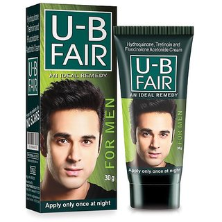 U-B Fair Cream For Men ( Pack Of 2 )