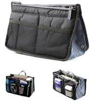 BRANDX Multipocket Handbag Organizer , Travel Bag Make