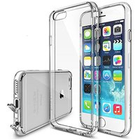 Callmate 2 In 1 Bumper Case With Clear Back Panel For IPhone 6 4.7 Inch  With SG