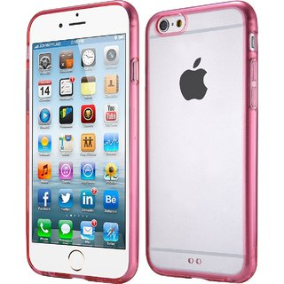 Callmate 2 In 1 Bumper Case With Clear Back Panel For IPhone 6 Plus 5.5 Inch SG