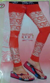 Kiwi Brand Side Printed Designer Legging