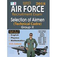 AIR Force Recruitment Exam. Section of Airmen (Technical Cadre)