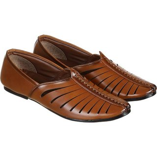 G.T.B Men's Casual Sandal(BROWN)