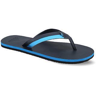 adidas uomini brizo blu e nero infradito e pantofole da casa