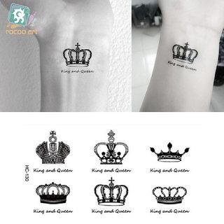 3d Temporary Tattoo Sticker Stars Design For Men Women Girls Hand Arm Waterproof Heart Design Size 10 5x6cm