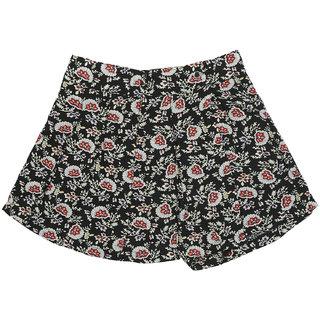Carrel Cotton Fabric Girl's Skirt
