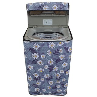 Dream Care Designer Waterproof & Dustproof Washing Machine Cover For Fully Automatic 6.5Kg Model