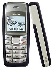 Nokia 1110i /Acceptable Condition//Certified Pre-Owned (6 Months Warranty Bazar Warranty)