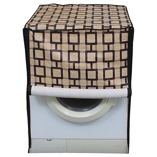 Dream Care Printed Waterproof  Dustproof Washing Machine Cover For Front Loading LG F8091NDL2 6 kg