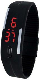 LED Watch Black