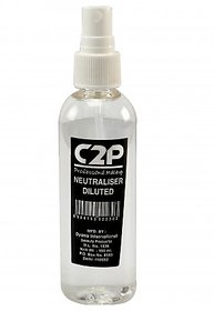 C2P Professional Make-Up, Neutralizer Diluted, 100 ML