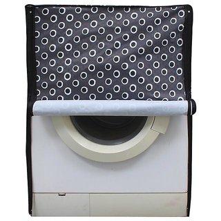 Dream Care Designer Waterproof & Dustproof Washing Machine Cover For Front Loading 8.5 Kg Model