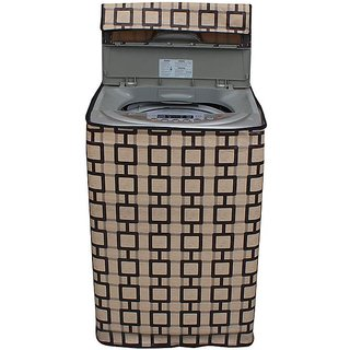 Dream Care Printed Waterproof  Dustproof Washing Machine Cover For LG T7508TEDLL Fully Automatic 6.5 Kg Model