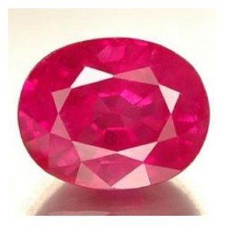 7.25 ratti Natural certified New Burma Ruby