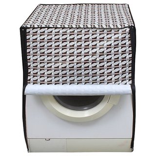 Dreamcare dustproof and waterproof washing machine cover for front load 6KG_Samsung_WW90K6410QX_Sams09