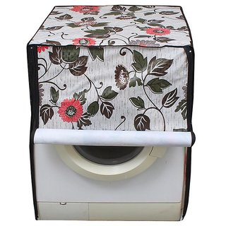 Dreamcare Printed Coloured Waterproof & Dustproof Washing Machine Cover For Front Load Bosch WAK20260IN SERIE 4 7 Kg  Washing Machine