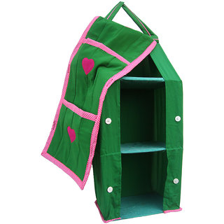 Folding Kids Almirah available at ShopClues for Rs.499