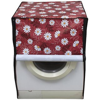 Dreamcare dustproof and waterproof washing machine cover for front load 7KG_Siemens_WM12E360IN_Sams08