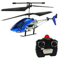 Fly In Sky With Infrared Remote Control Helicopter Toy (re-chargeable)