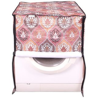 Dreamcare dustproof and waterproof washing machine cover for front load 6KG_LG_FH496TDL24_Sams37