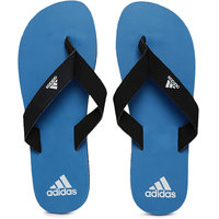 cdb2574f0 Adidas Eezay Max Out Blue Flip Flops for women - Get stylish shoes ...