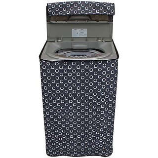 Dream Care Printed Waterproof  Dustproof Washing Machine Cover For Godrej GWF 650 FC fully automatic 6.5 kg washing machine