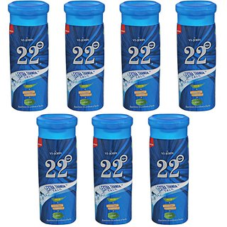 TALC 22 DEGREE EXTRA THHANDA Pack of 7