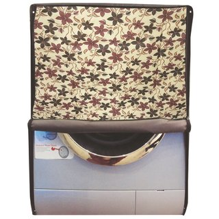 Dream Care Printed Waterproof  Dustproof Washing Machine Cover For Front Loading LG FH096WDL24 6kg