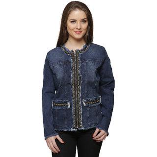 MansiCollections WomenS Denim Jacket