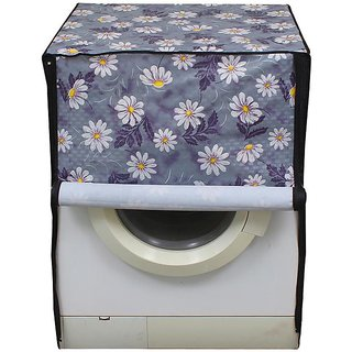Dream Care Waterproof & Dustproof Printed Washing Machine Cover for BOSCH front load Washing Machine WAP24260IN 7kg