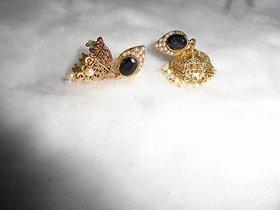 Arista Fancy Small Jhumki Earrings