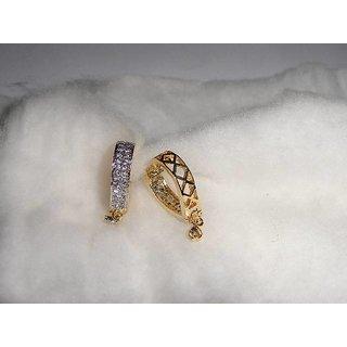 Arista Heart Shape Earrings