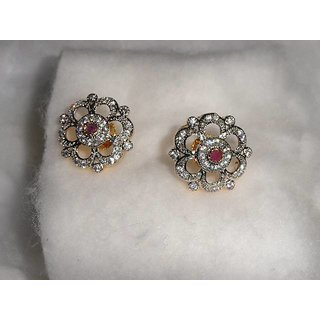 Arista Fancy American Diamond Earring
