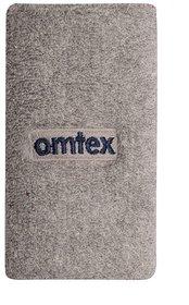Omtex Wrist Sweat Band (5 inch) - Grey