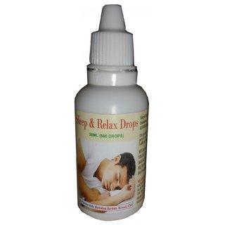 Hawaiian Herbal, Hawaii,USA -  SLEEP  RELAX DROPS - 30 ml (Buy any Healthcare Supplement  Get the Same Drops Free)