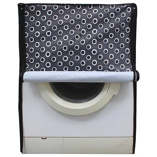 Dream Care Printed Waterproof  Dustproof Washing Machine Cover For Front Loading LG F12B8EDP21  7.5 kg