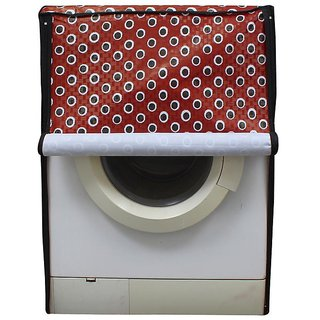 Dreamcare dustproof and waterproof washing machine cover for front load 6KG_LG_F108BWDL25_Sams11