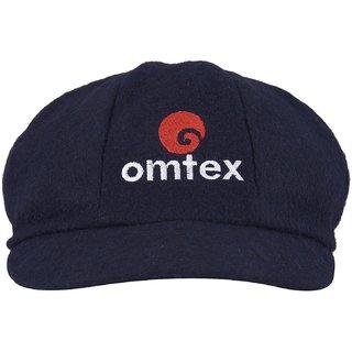 Omtex Baggy Cap - Navy Blue