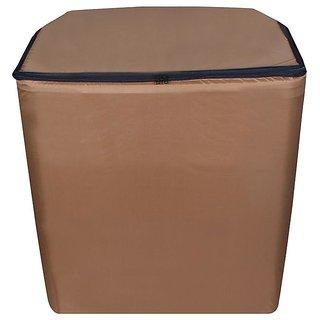 Dream Care Beige Colored Washing machine cover for LG P8541R3SA 7.5Kg Semi Automatic
