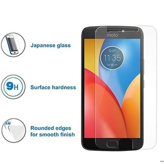 Moto E4 Plus Tempered Glass Screen Protector