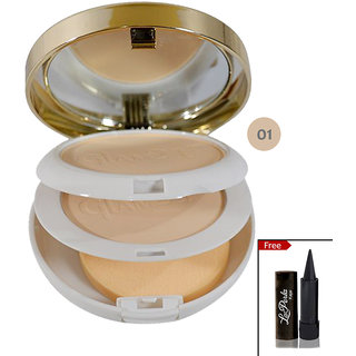GLAM21 Match Perfection Multi- Mineral Powder With Laperla Kajal