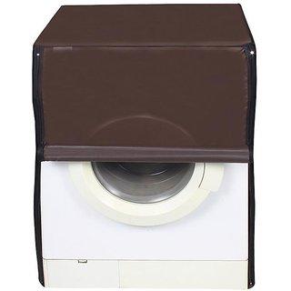 Dream Care Coffee Waterproof  Dustproof Washing Machine Cover For Front Load Samsung WF650B0STWQ, 6.5 Kg  Washing Machine