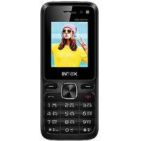Intex Eco Selfie Dual Sim Mobile Phone.