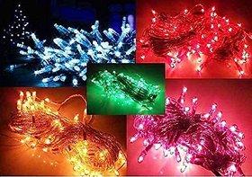 Diwali Lighting  Decoration (Set Of 5) Rice Light Decoration Lighting for Diwali Light, Christmas 9 Meter