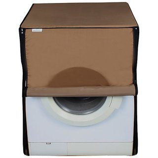 Dreamcare dustproof and waterproof washing machine cover for front load 7KG_LG_FH0B8QDL22_Beige