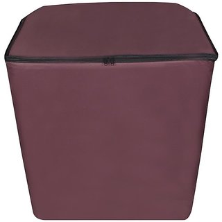 Dream Care Maroon Waterproof & Dustproof Washing Machine Cover for Semi-automatic 6.5Kg Model