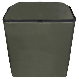Dream Care Green Waterproof  Dustproof Washing Machine Cover For semi automatic  Kelvinator WM KS7052TR-FAU 7 Kg,  Washing Machine